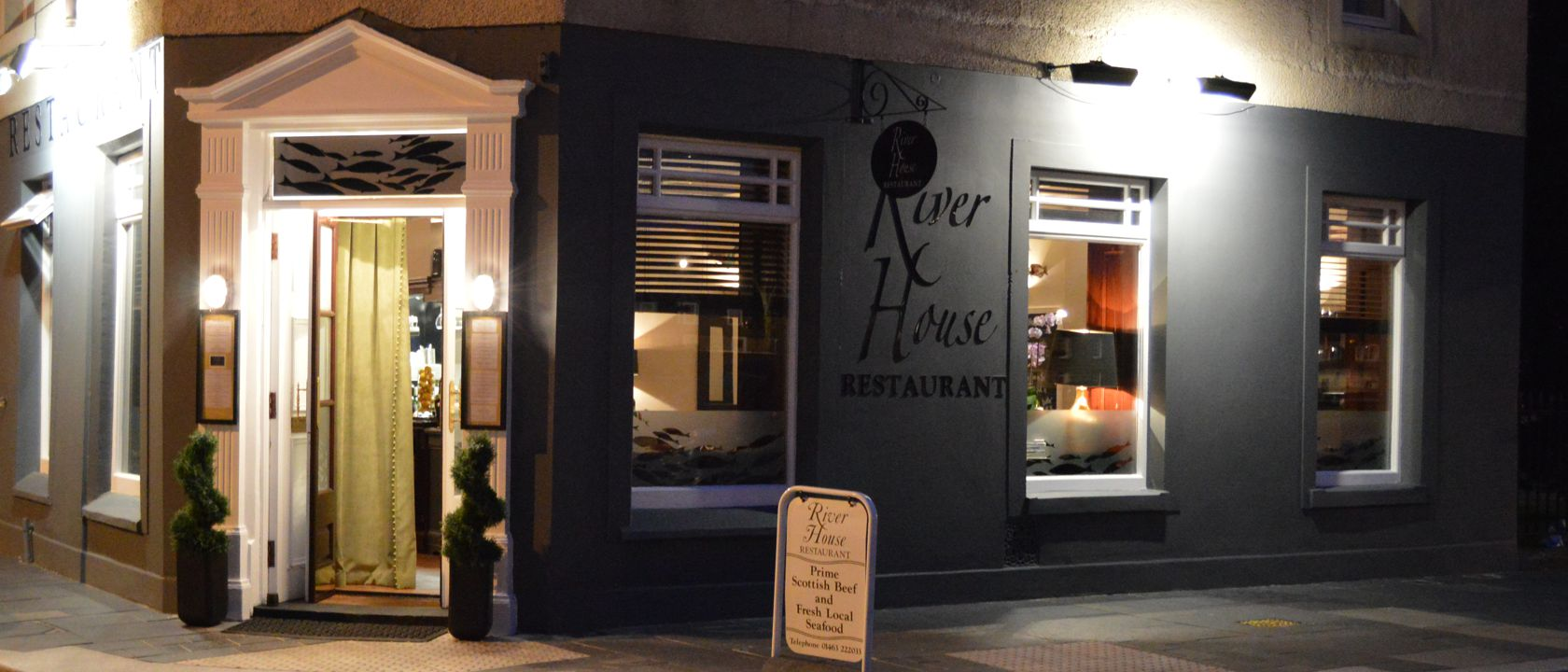 Design House Inverness Reviews River Restaurant U2013 Quality Dining In The Heart Of